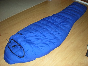 Fs Moonstone P C T Ii Dryloft Goose Down Sleeping Bag
