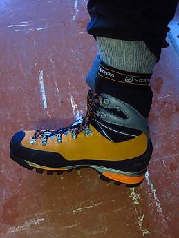 Scarpa Mont Blanc Pro Gtx Reviews Trailspace Com