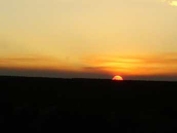 Sunset-Sept-26th-2011-Apache-Nat-Forest-