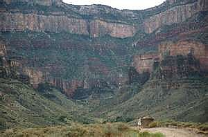 View-to-the-South-Rim-from-Indian-Garden