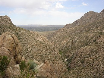 Lower-Romero-Canyon-from-the-trail-to-th