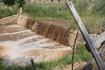 Muddy-waterfall-near-my-home-in-Ordervil