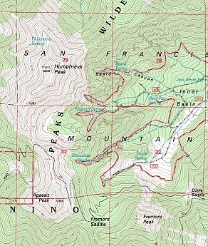 Doyle-Saddle-to-Agassiz-Saddle-and-Mt-Hu