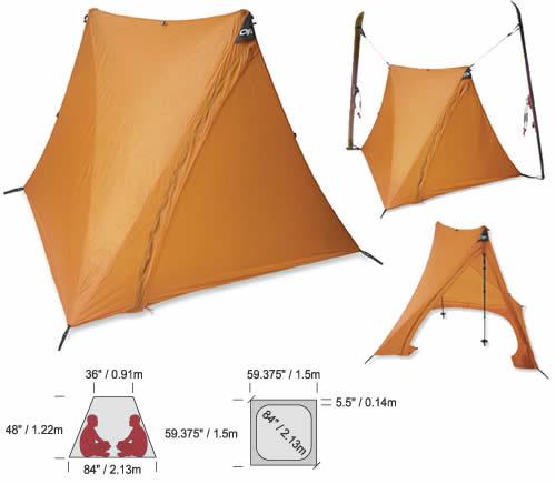 Как изготовить палатку своими руками