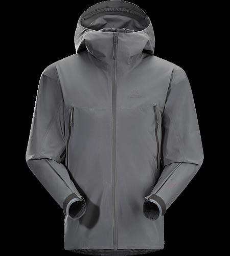 photo: Arc'teryx LEAF Alpha LT Jacket waterproof jacket