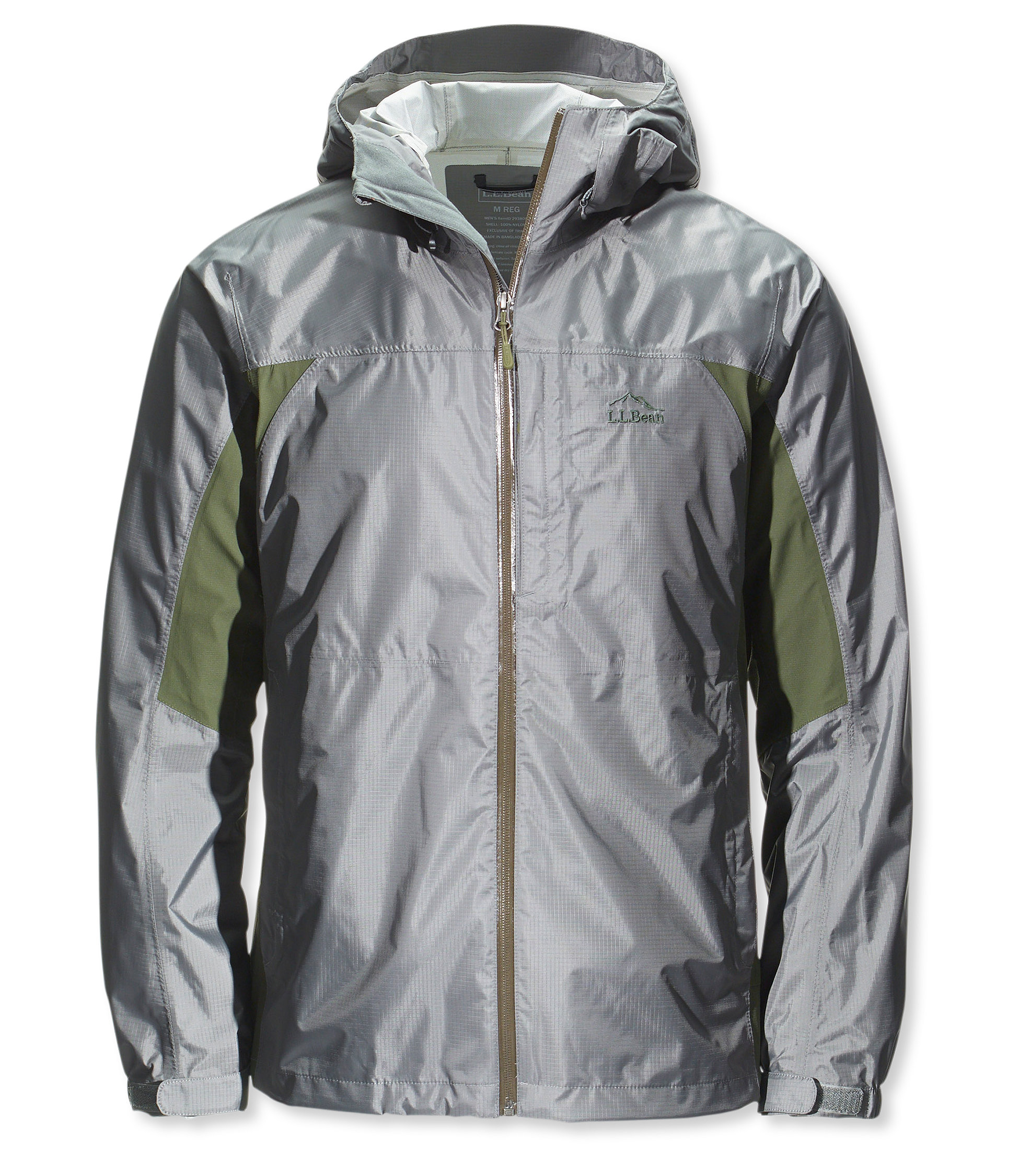 L.L.Bean Cloudburst Rain Jacket