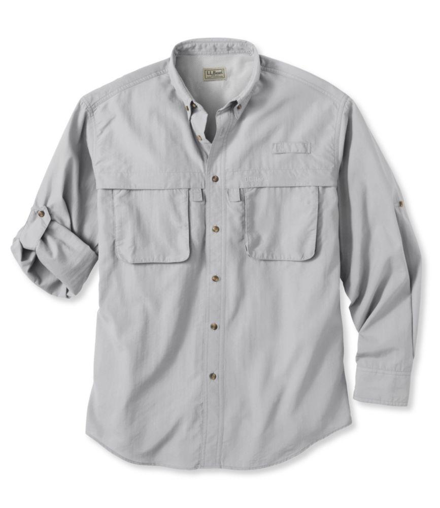 L.L.Bean Tropicwear Shirt