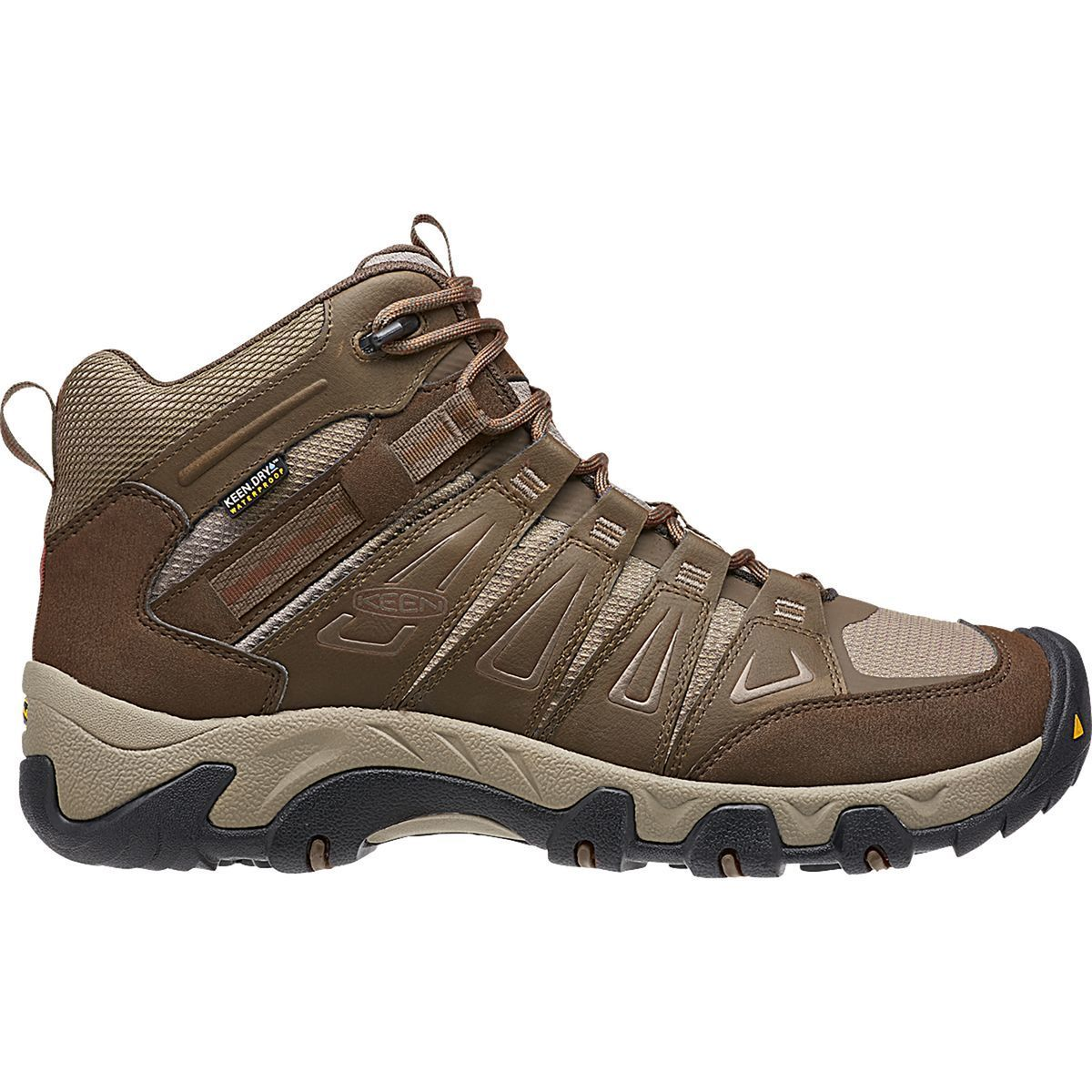 photo: Keen Kids' Oakridge Waterproof Boot hiking boot