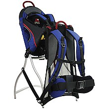 photo: Kelty Base Camp child carrier