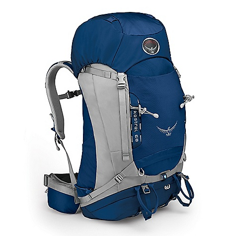photo: Osprey Kestrel 68 weekend pack (3,000 - 4,499 cu in)