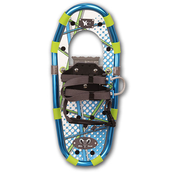 photo: Yukon Charlie's Jr. Series Aluminum recreational snowshoe