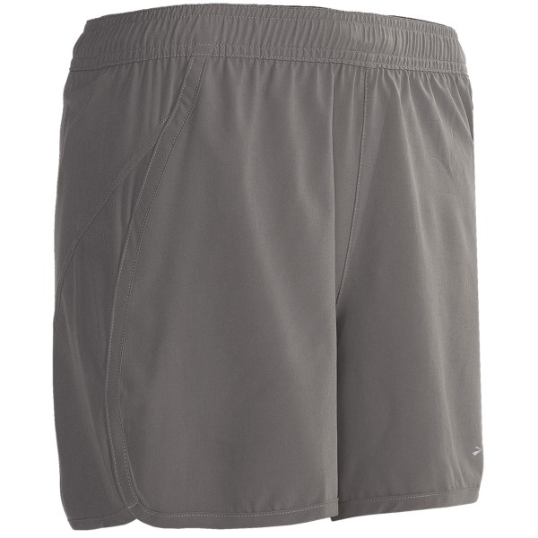 photo: Brooks Pacer II Shorts active short