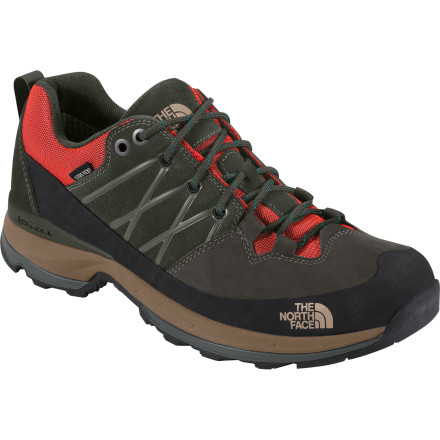 photo: The North Face Wreck GTX trail shoe