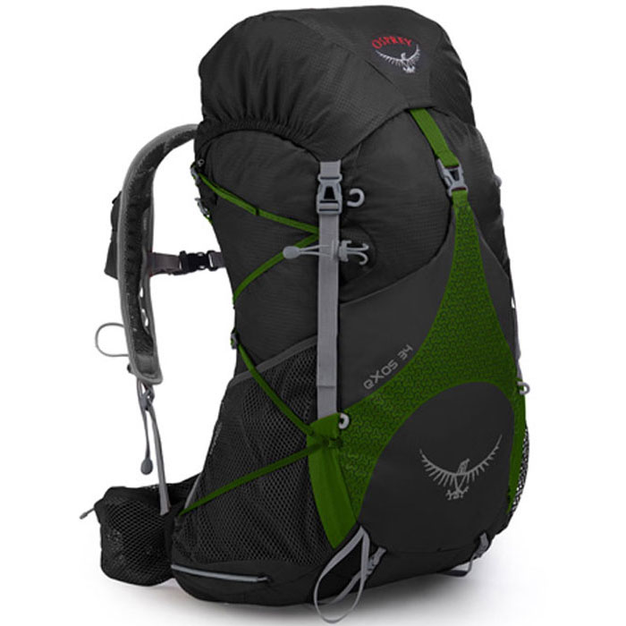 photo: Osprey Exos 34 overnight pack (35-49l)