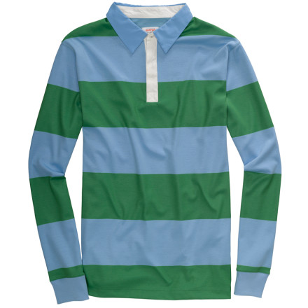 photo: Burton Rugby Shirt long sleeve performance top
