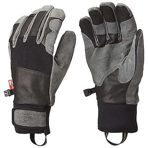 photo: Mountain Hardwear Pistolero Glove waterproof glove/mitten