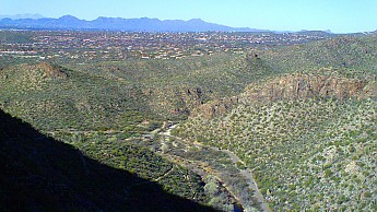 29-Looking-back-at-Lower-Sabino-Canyon-a