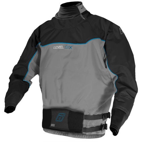 photo: Level Six Duke Dry Top long sleeve paddling shirt