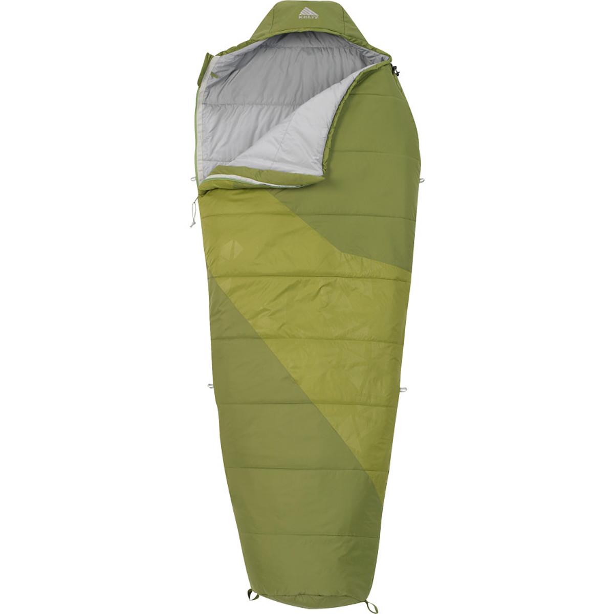 photo: Kelty Ignite 40 warm weather synthetic sleeping bag