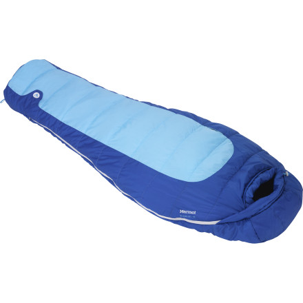 photo: Marmot Women's EcoPro 15 3-season synthetic sleeping bag