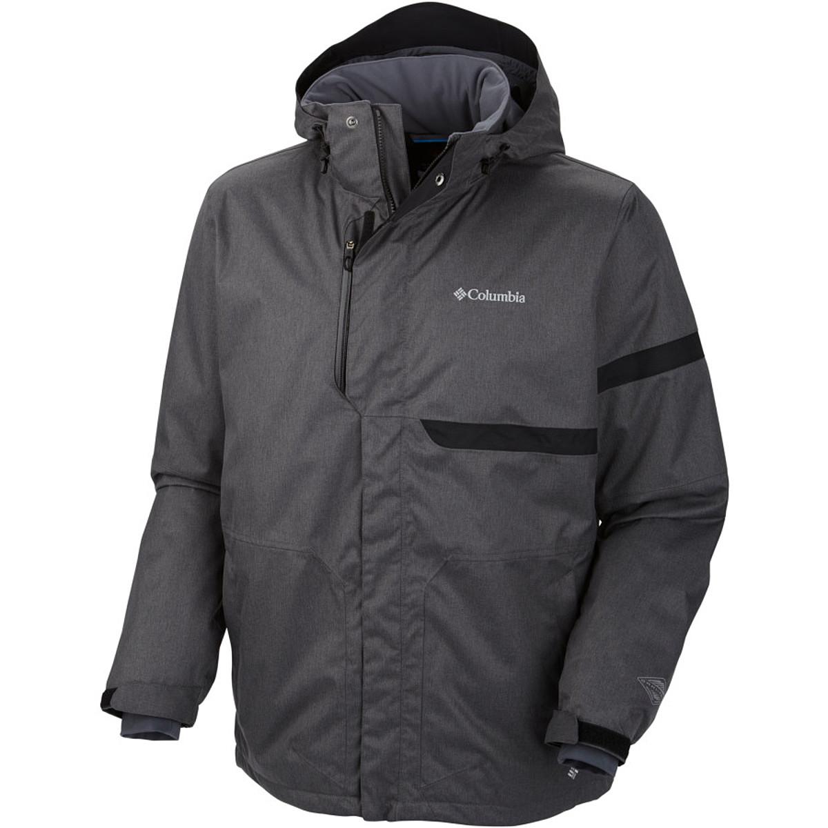 Columbia Fusion Exact Jacket