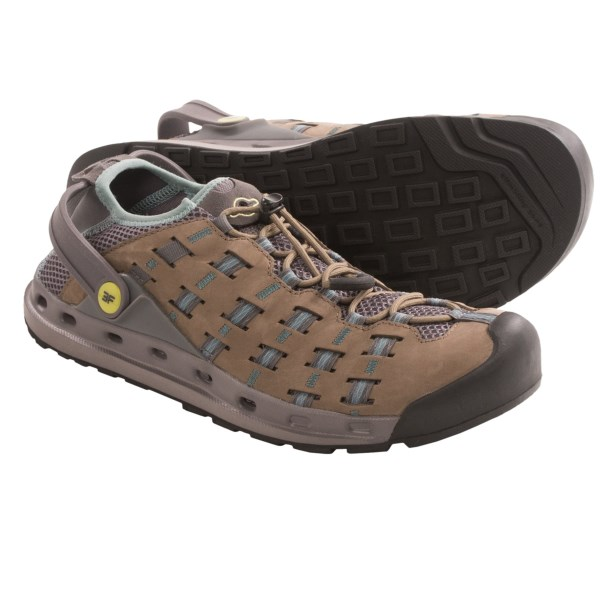 photo: Salewa Capsico water shoe
