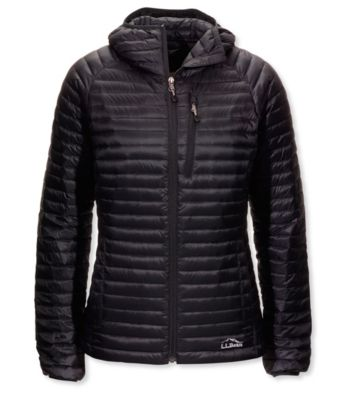 L.L.Bean Ultralight 850 Down Sweater, Hooded