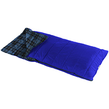 photo: Downright Camper warm weather synthetic sleeping bag