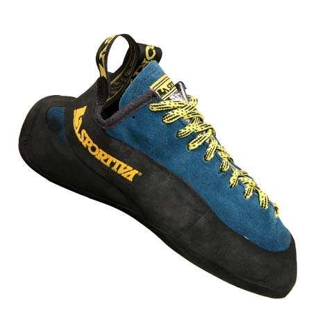 photo: La Sportiva Ghibli climbing shoe