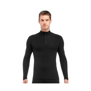 photo: Icebreaker Men's Everyday Long Sleeve Half Zip base layer top
