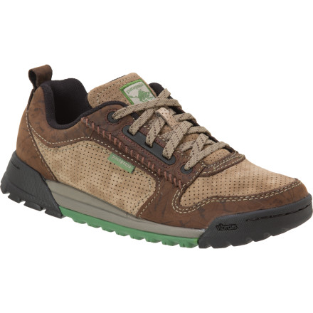 photo: Patagonia Boaris A/C trail shoe