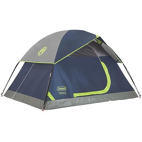 photo: Coleman Sundome 2 three-season tent