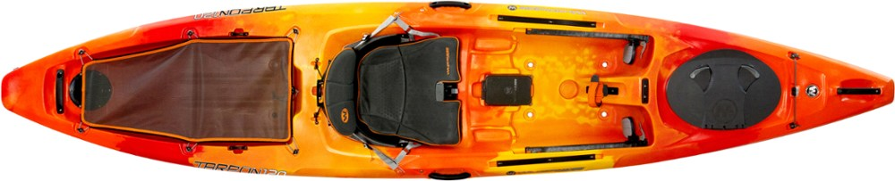 photo: Wilderness Systems Tarpon 120 sit-on-top kayak