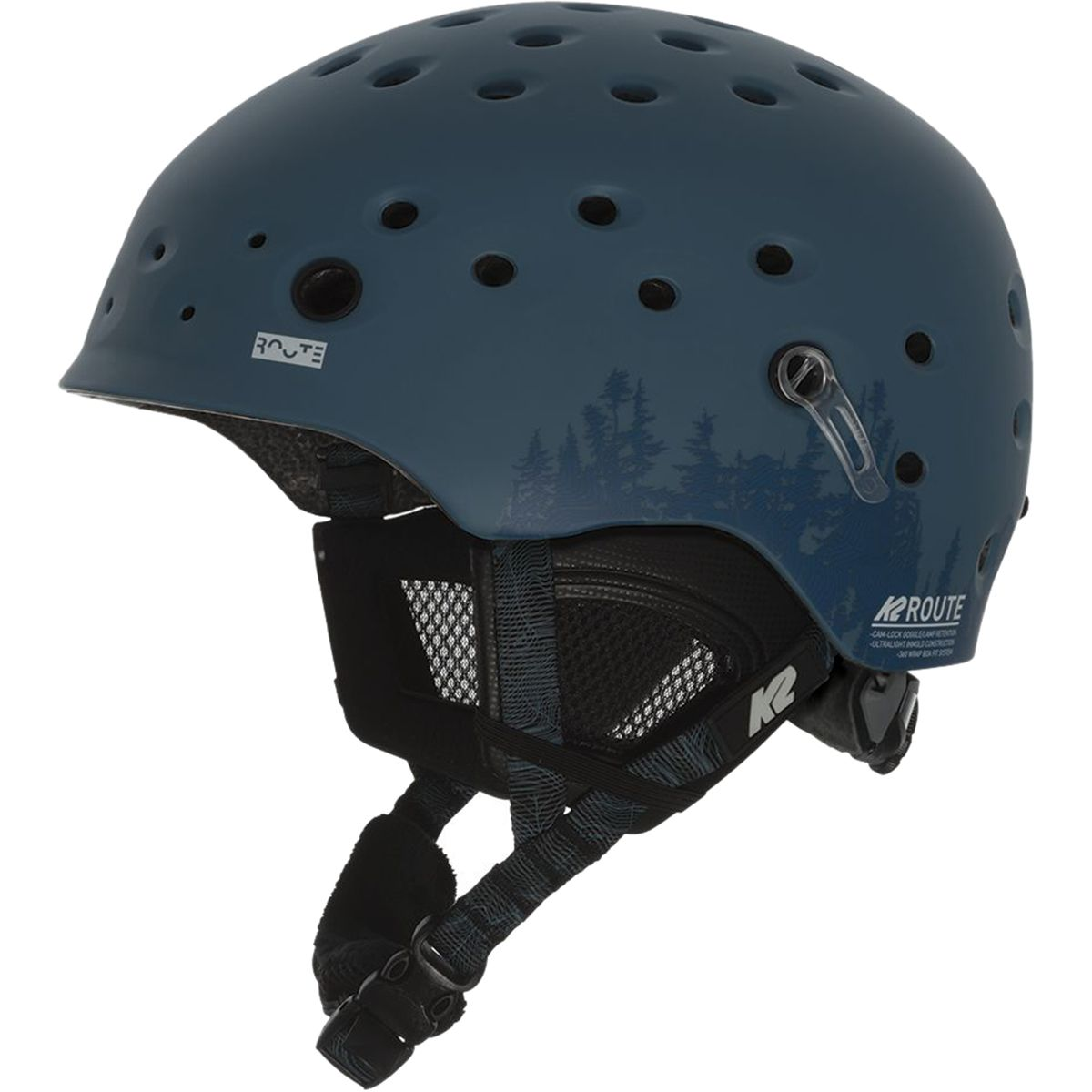 photo: K2 Route Helmet snowsport helmet