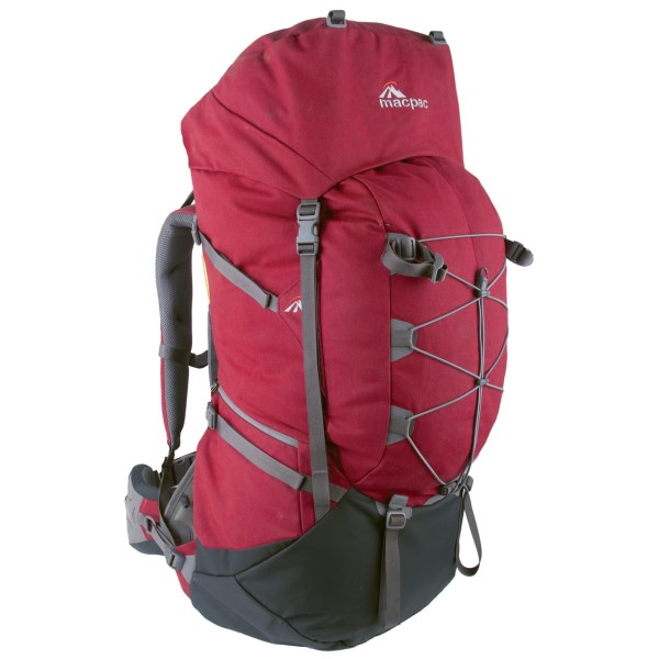 photo: Macpac Torre 80 expedition pack (4,500+ cu in)