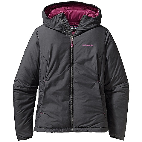 photo: Patagonia Women's Micro Puff Hoody synthetic insulated jacket