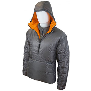 photo of a Nunatak Gear jacket