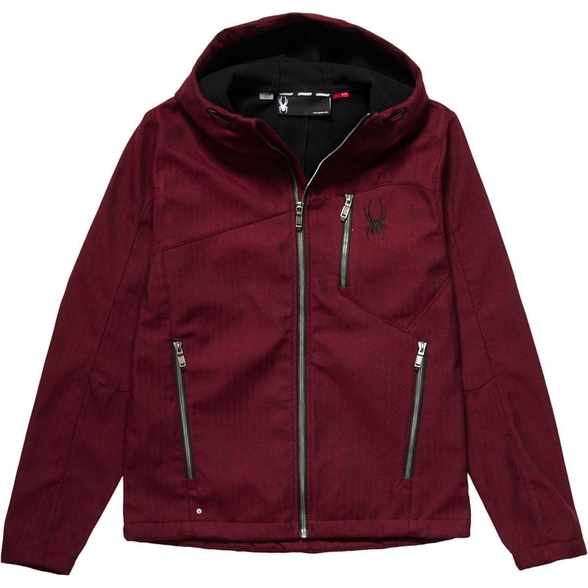 Spyder Patsch Novelty Hoody Soft Shell Jacket