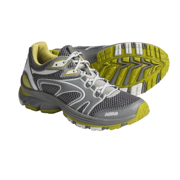 photo: Asolo Modular trail running shoe