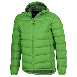 photo: Adidas Terrex Swift Climaheat Frost Jacket down insulated jacket