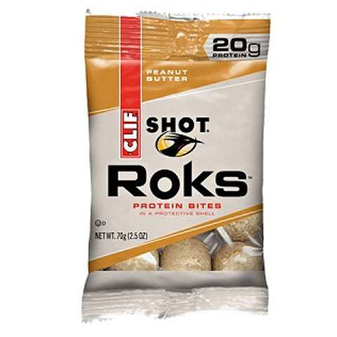 photo: Clif Shot Roks gel/chew