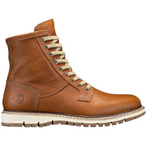 Timberland Britton Hill Plain-Toe Waterproof Boots
