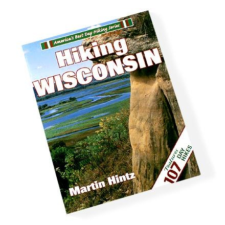 photo: Falcon Guides Hiking Wisconsin us midwest guidebook