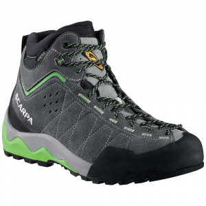 photo: Scarpa Tech Ascent GTX approach shoe