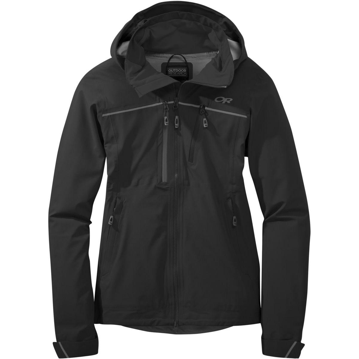 photo: Outdoor Research Women's Skyward Jacket snowsport jacket