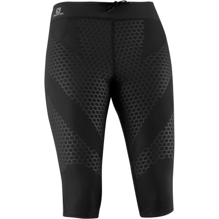 photo: Salomon Women's Exo 3/4 Tight performance pant/tight
