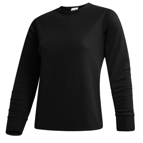 photo: Wickers Women's Midweight Comfortrel Long Sleeve Top base layer top