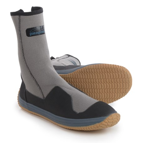 photo: Patagonia Neoprene Flats Booties wading boots