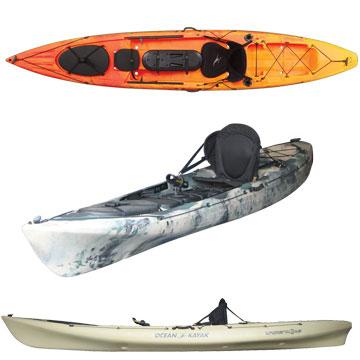 photo: Ocean Kayak Prowler 13T Angler sit-on-top kayak