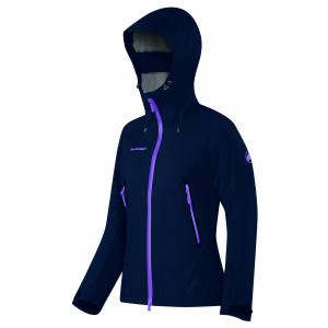 photo: Mammut Silvretta Jacket waterproof jacket